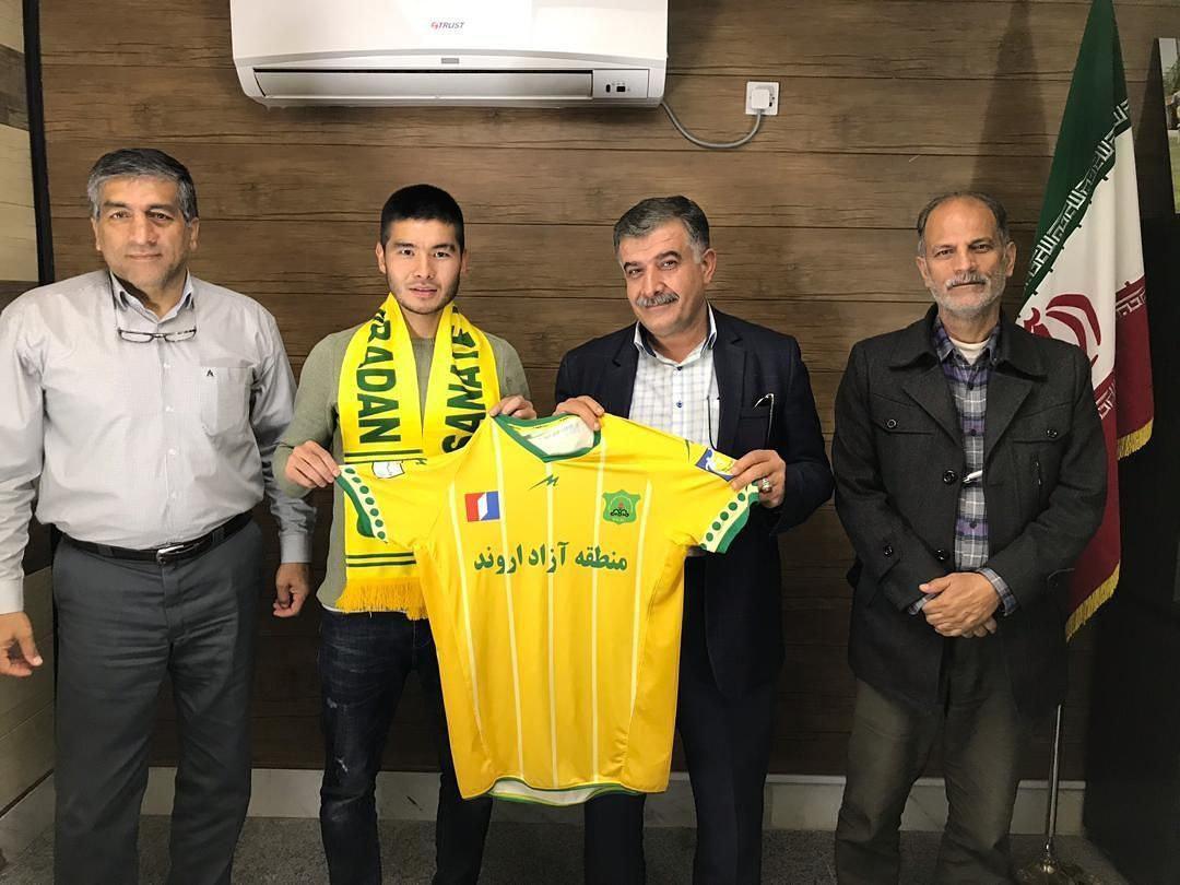 آشنایی با بازیکنان جدید تیم فوتبال صنعت نفت آبادان