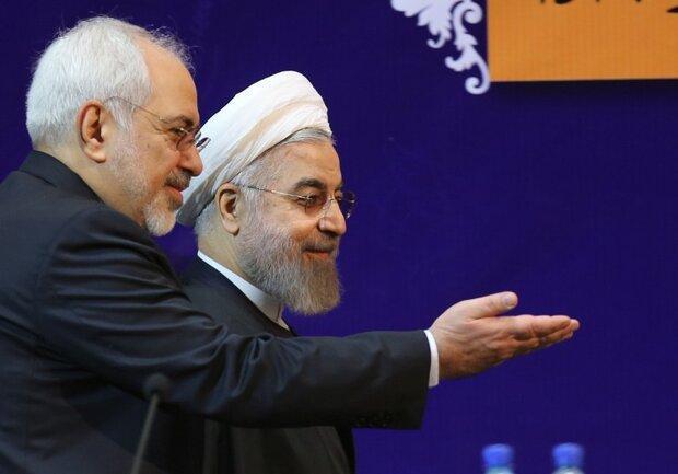 ظریف هرگونه دیدار روحانی و ترامپ را رد کرد