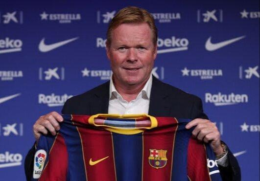 نخستین اظهارات کومان به عنوان سرمربی بارسلونا